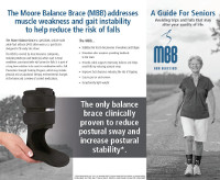 Fall Prevention: Avoiding Trips & Falls Patient Brochure